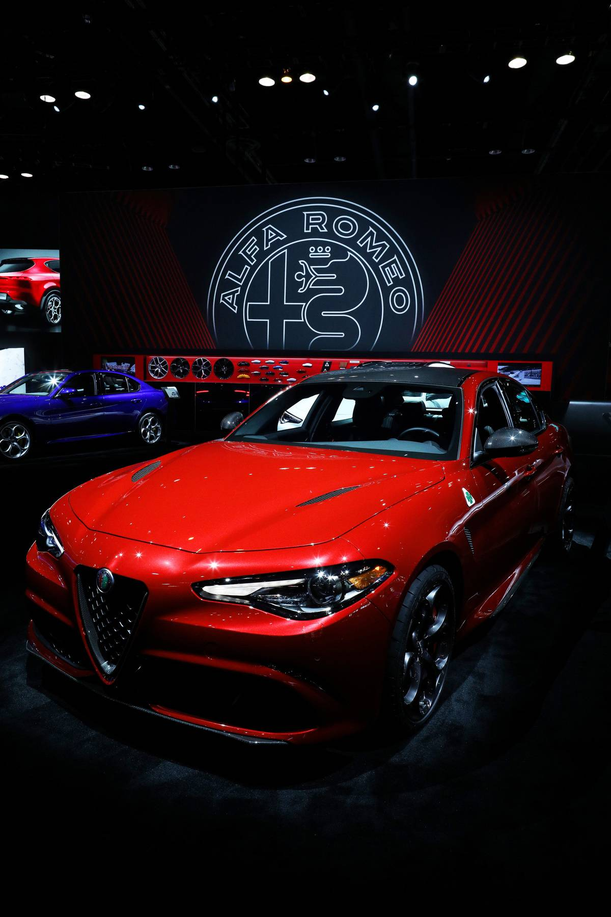 2020 Chicago Auto Show Media Preview - Day 2