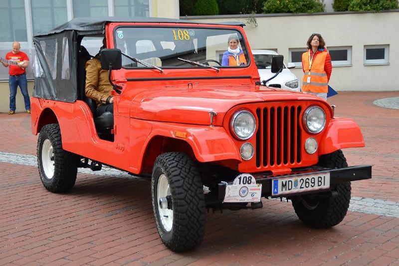 '6th Ebreichsdorf-Classic' Oldtimer Rally