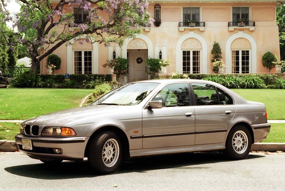 BMW 540i/550i