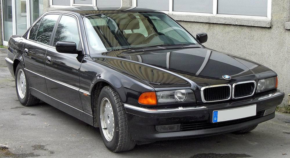 BMW 740i/750i