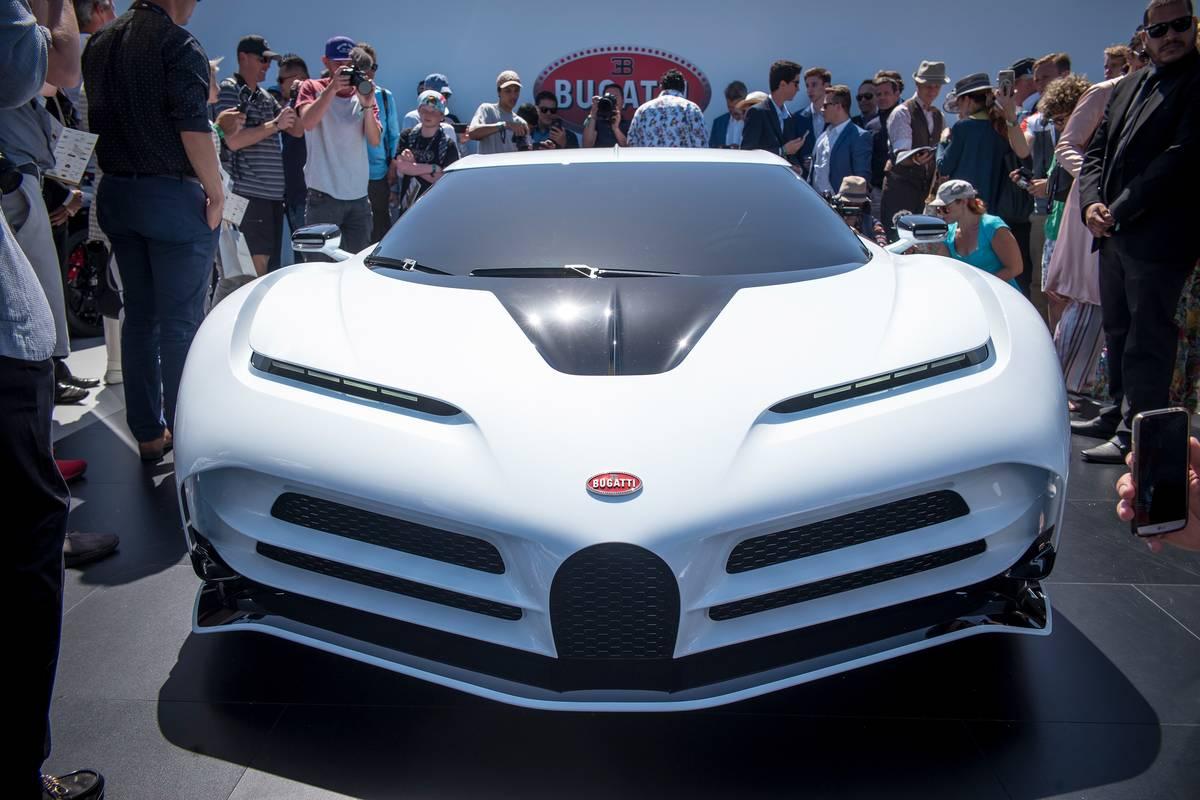 Bugatti Centodeici