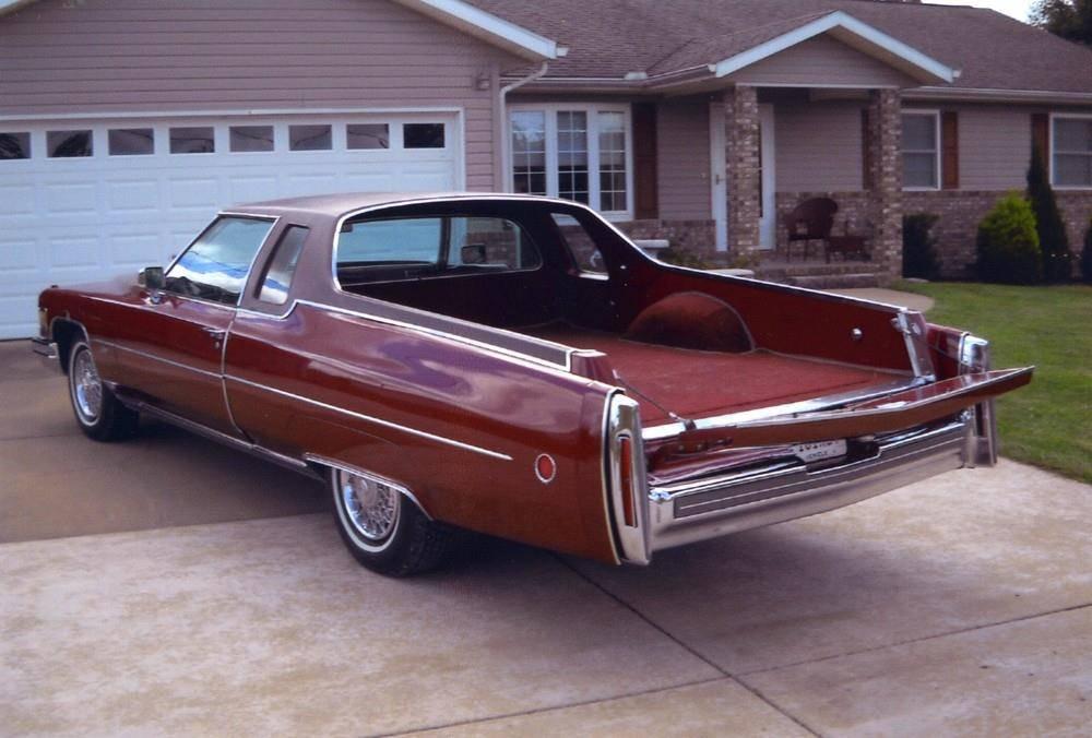 Cadillac Mirage Pickup