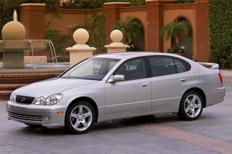 Lexus GS 430 (S160, S190)