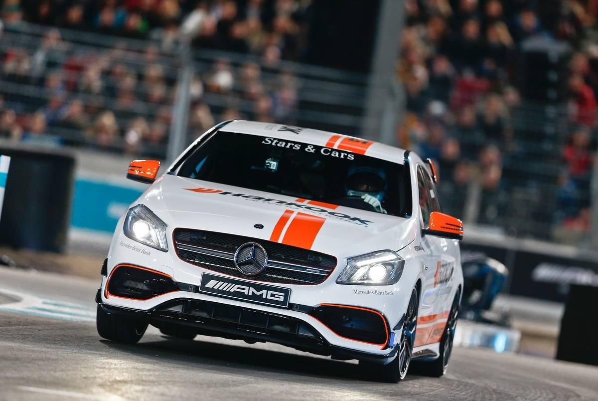 Mercedes AMG A45
