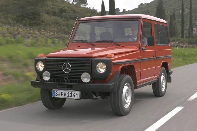 Mercedes G-Wagon-70