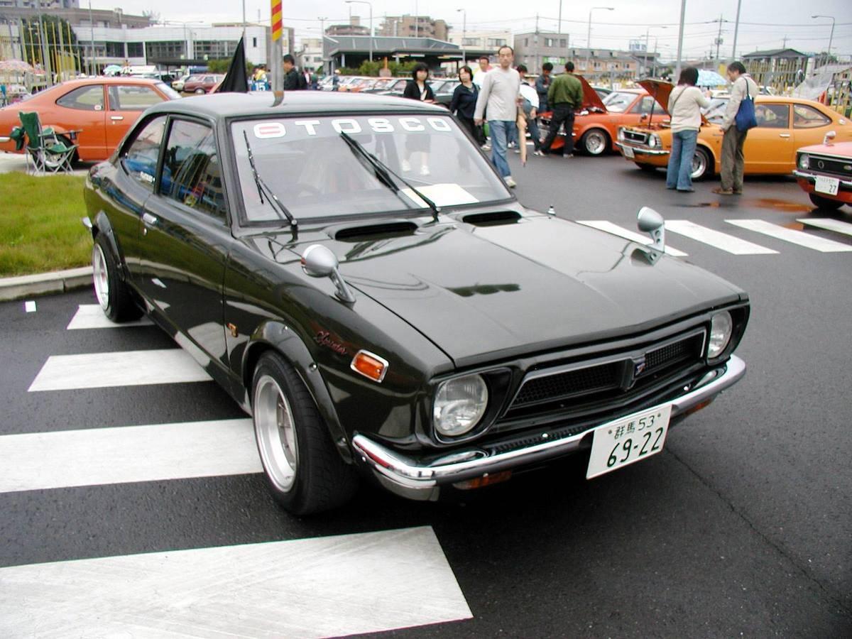 Toyota Trueno