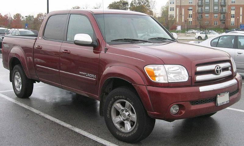 Toyota Tundra V8