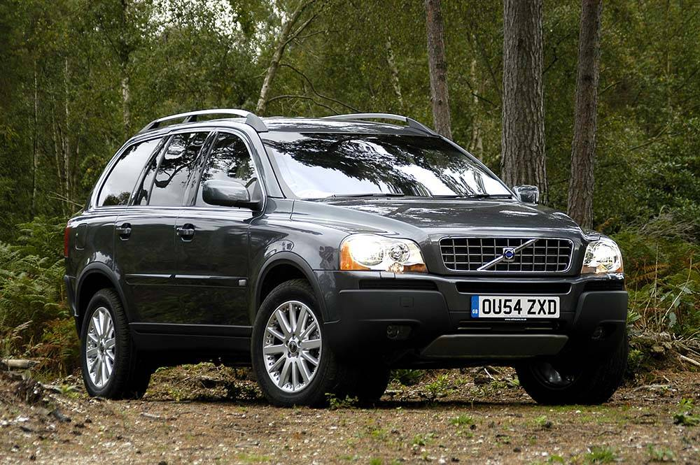 Volvo XC90 V8
