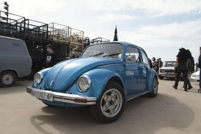 Classic Cars Take Centre Stage On Good Friday At Hacienda López De Haro Winery