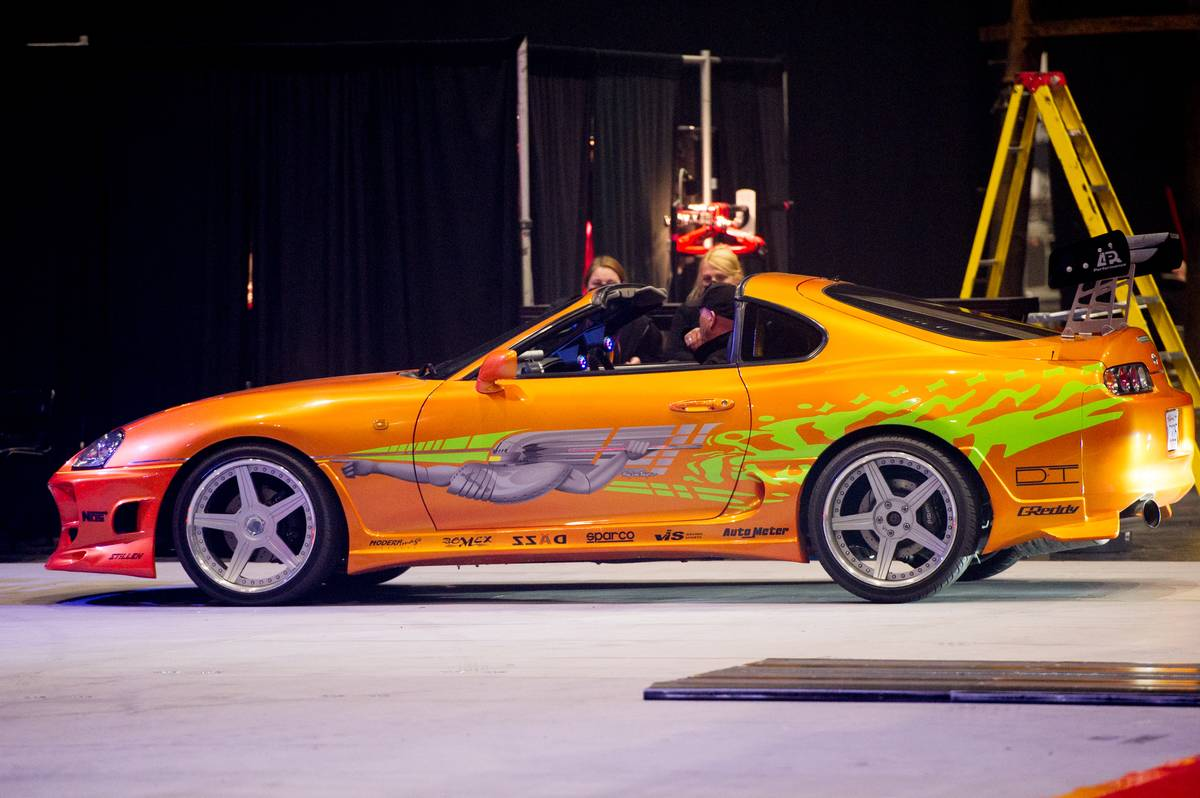 'Fast & Furious Live' Technical Rehearsal