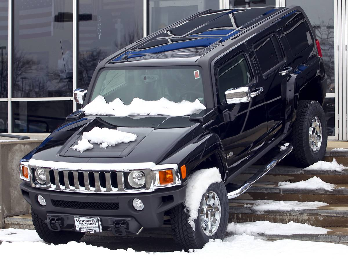 GM Said To Lack Chinese Consent To Sell Hummer Brand To Sichuan Tengzhong