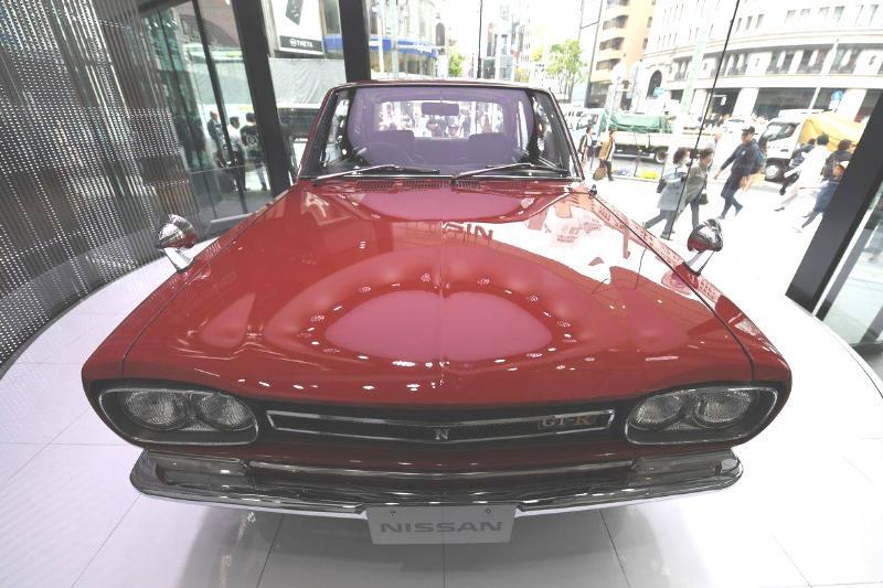 JAPAN-AUTO-NISSAN