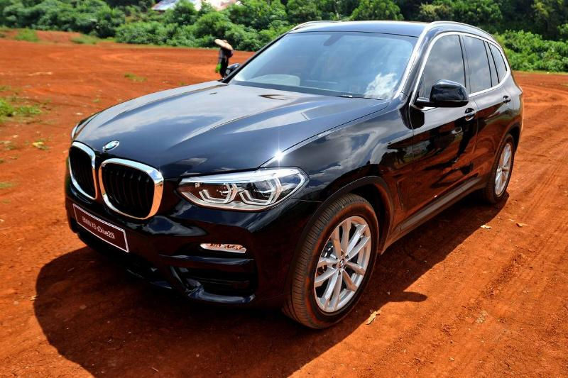 Latest BMW X3 Variants For The Indonesian Market