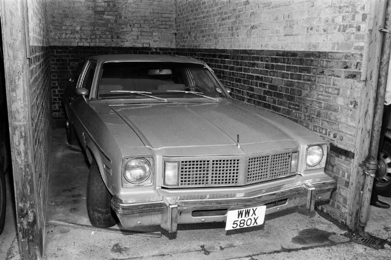 Nicholas Gerard murder, 1982