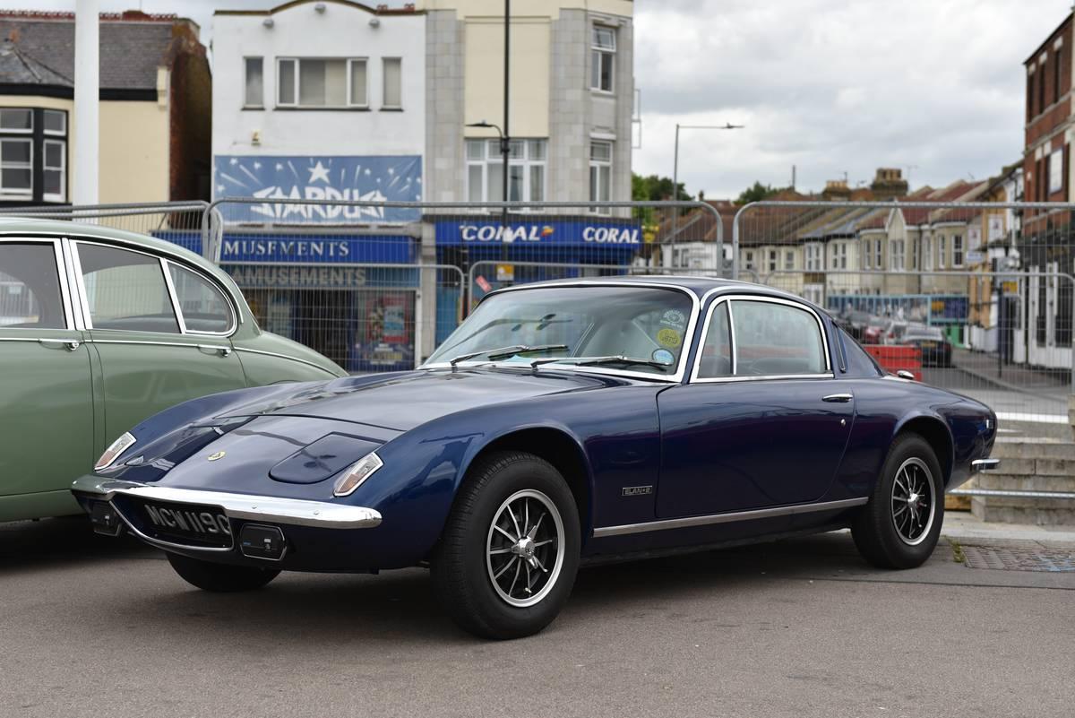 Southend Classic Car Show
