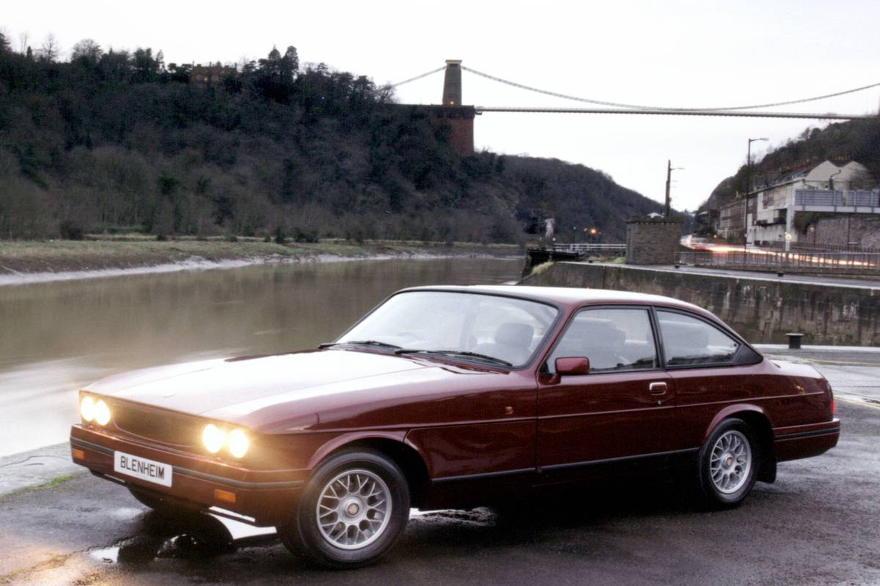 Transport - Blenheim 2 Luxury Car
