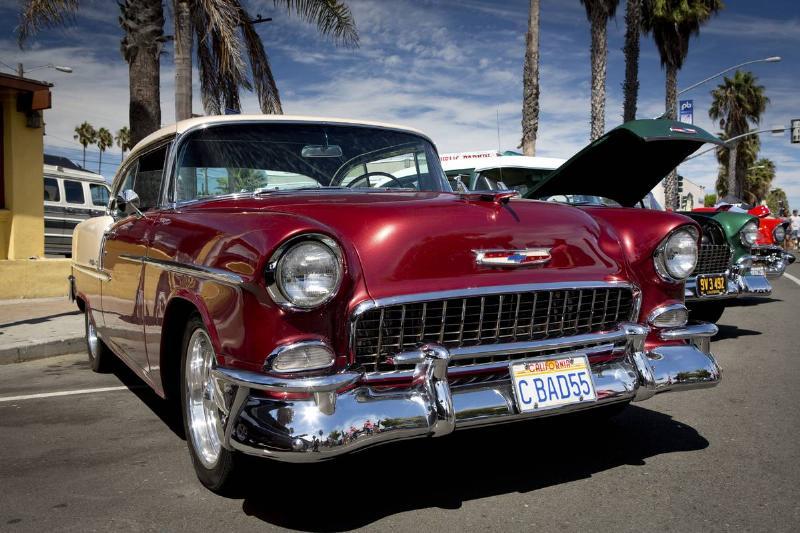 Vintage Chevrolet Bel Air