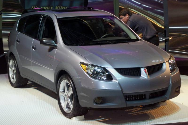 022386.fi.0105.autoshow20.gf Pontiac, which has been savaged by critics for the design of its Aztek