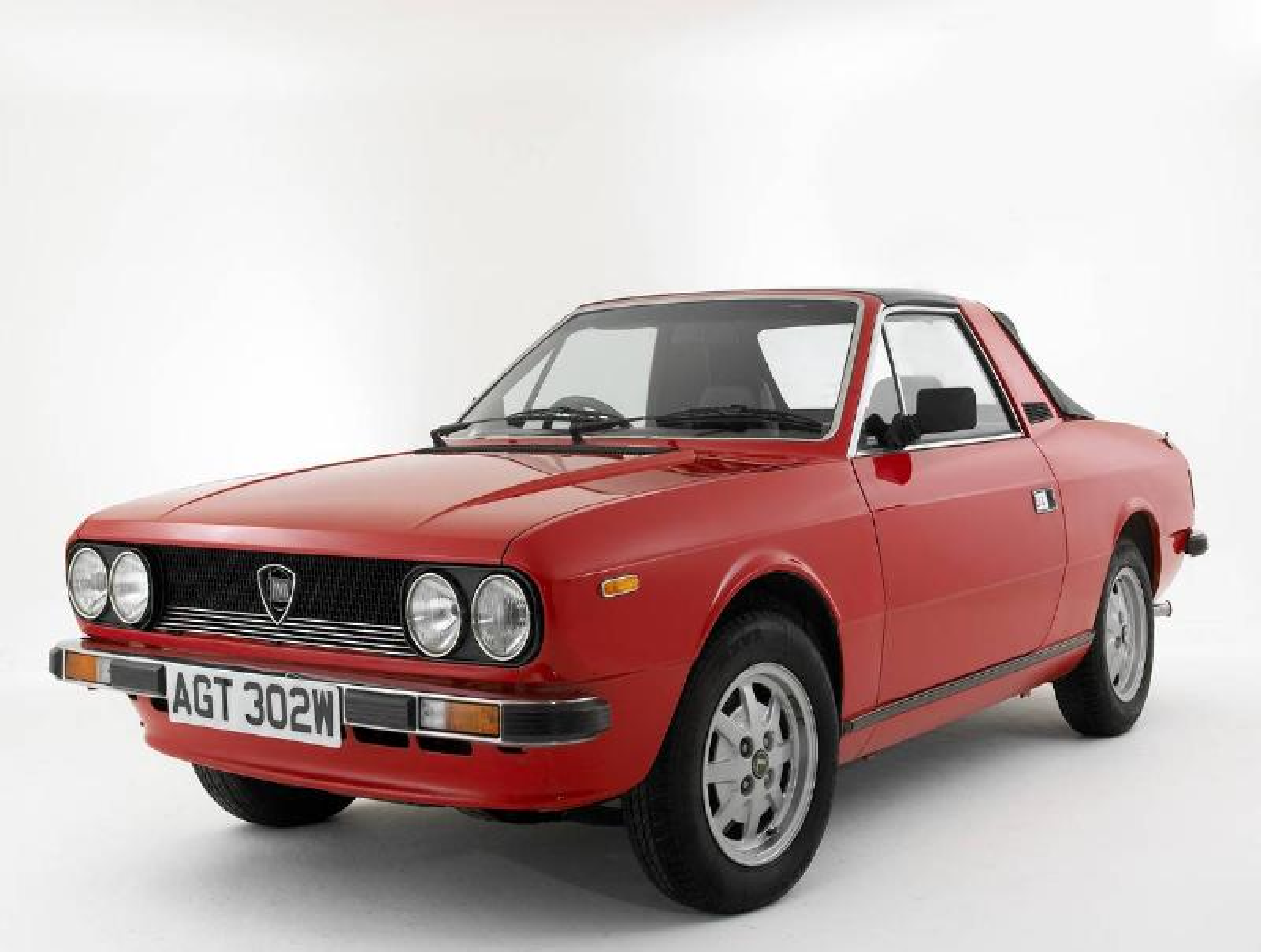 1980 Lancia Beta 2000