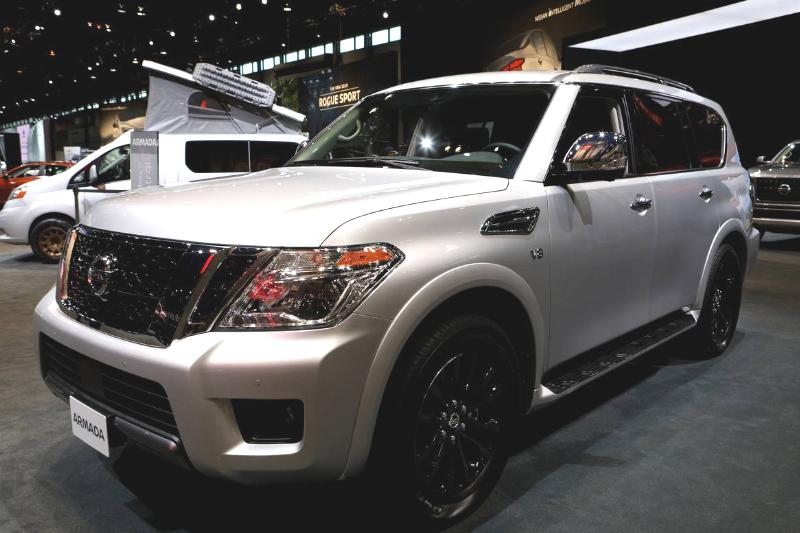 2019 Chicago Auto Show Media Preview - Day 2