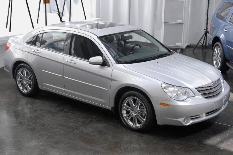DaimlerChrysler introduced the 2007 Chrysler Sebring in Miam