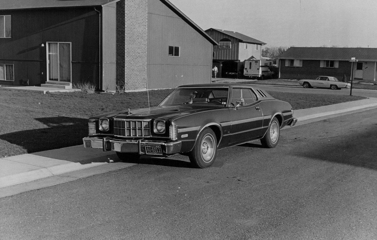 MAY 16 1974, MAY 19 1974; Gran Torino Elite Is Ford's Entry In Intermediate Luxury Car Class.;
