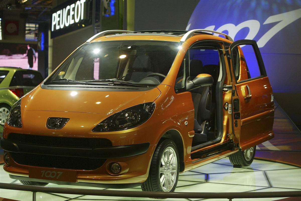 Motor Manufacturers Showcase Their Latest Vehicles At Paris Show
