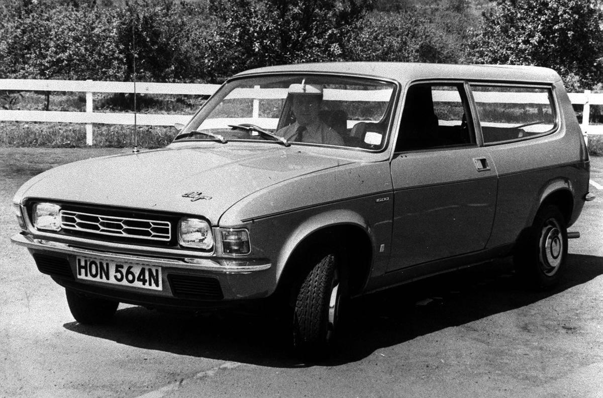 Transport - Austin Allegro 1500