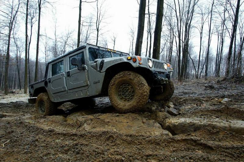 USA - Recreation - Hummer Off Road Driving Academy