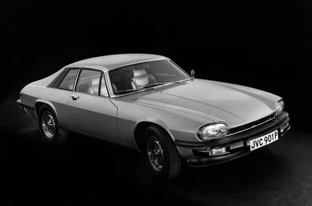 1975 Jaguar Xjs. Creator: Unknown.