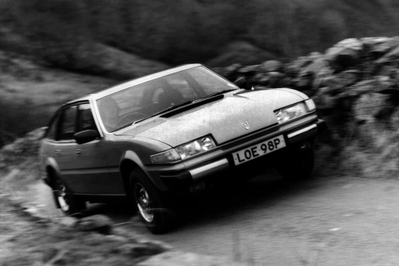 1976 Rover 3500 Sd1. Courtesy B.M.I.H.T. Creator: Unknown.