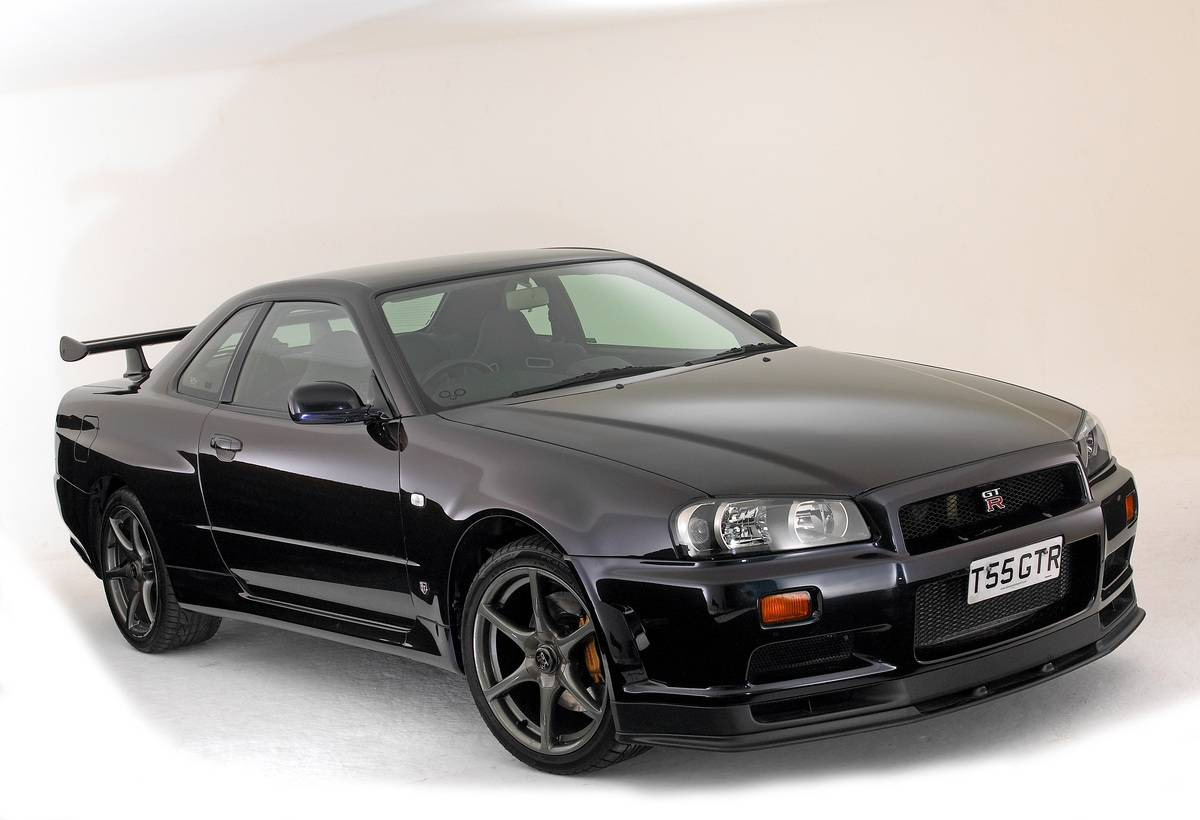 1999 Nissan Skyline GTR-34