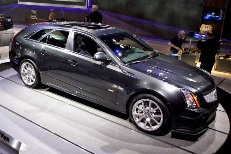 2010 New York International Auto Show