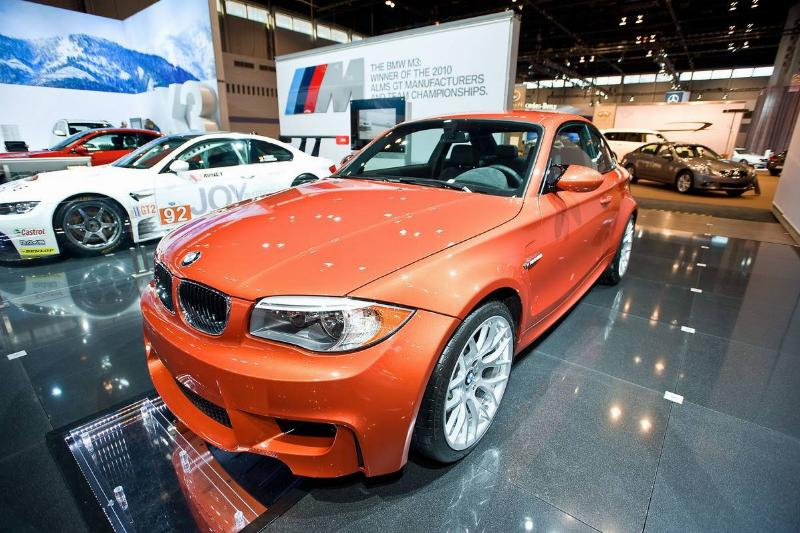 2011 Chicago Auto Show Media Preview - Day Two