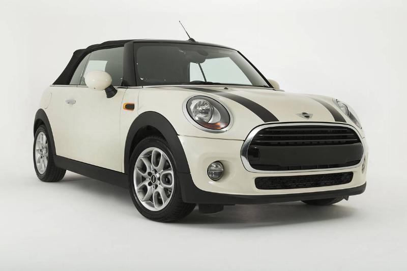 2017 Mini Cooper Convertible.