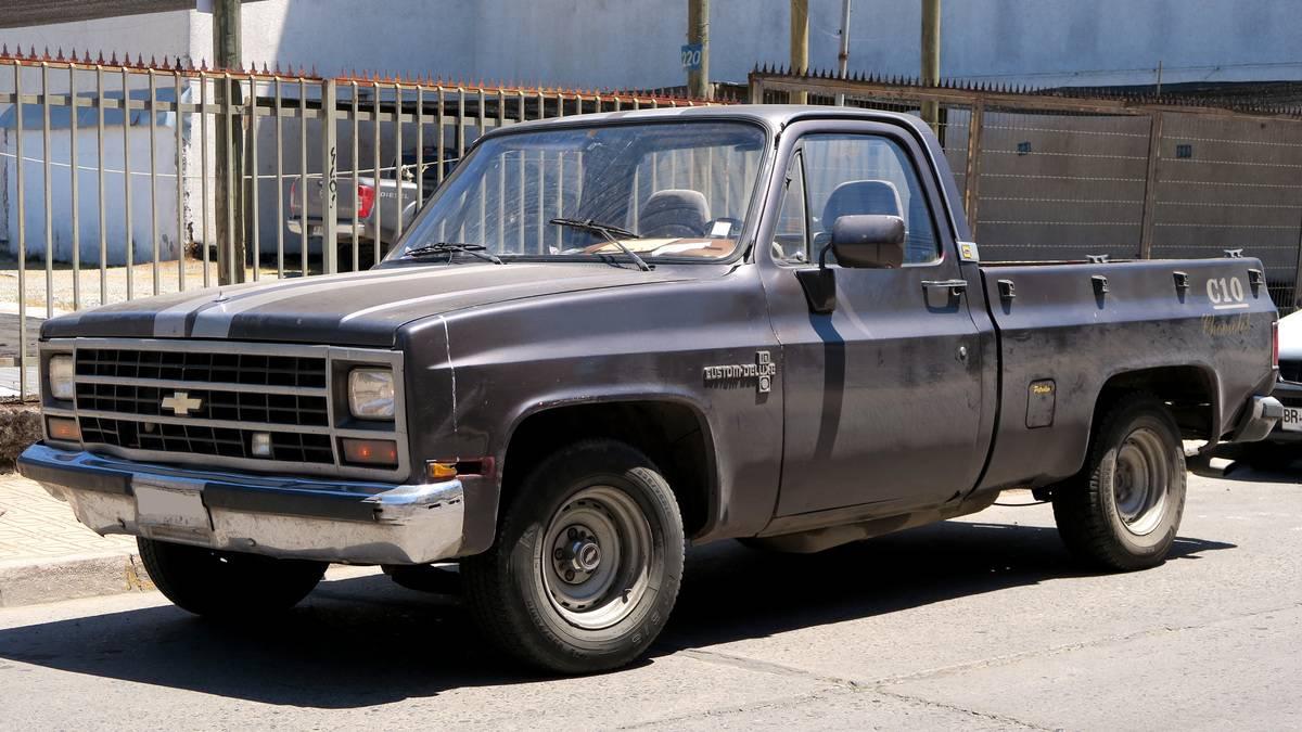 Chevrolet C/K Diesel