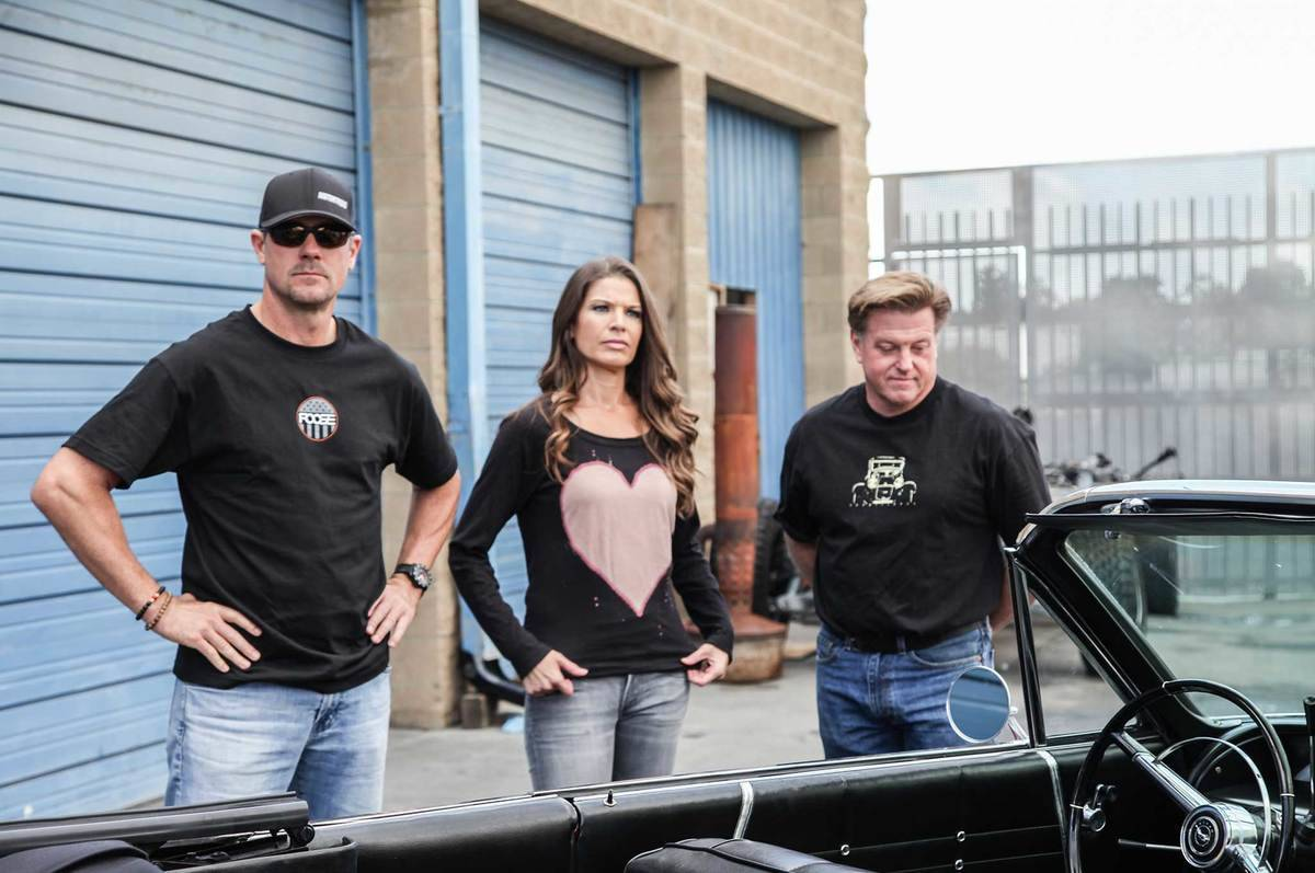 When She Started, AJ Knew Nothing About Cars