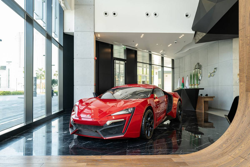 Dubai Maker of $3.4 Million Supercar Seeks Funds to Go Electric
