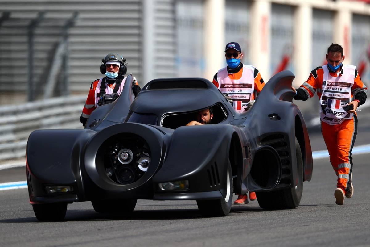 F1 Grand Prix of France - Practice
