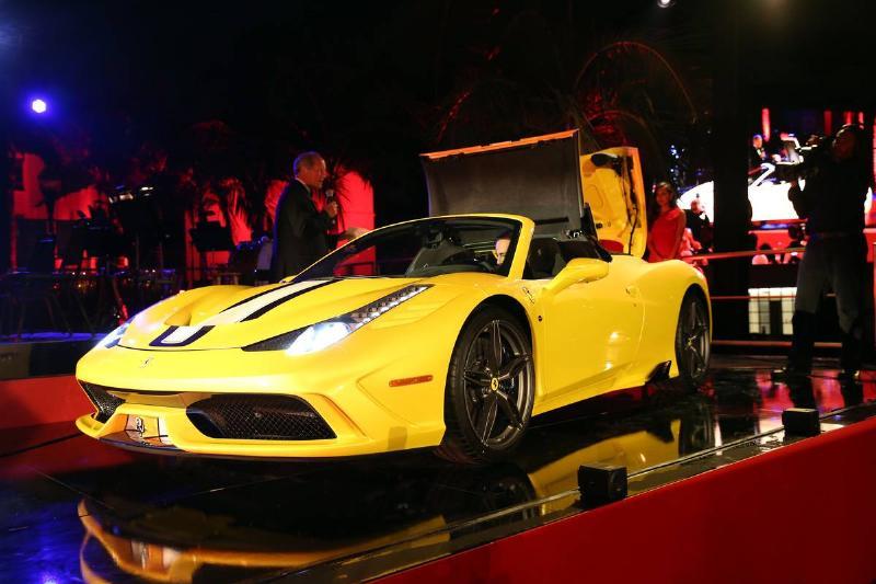 Ferrari Celebrates 60 Years In America