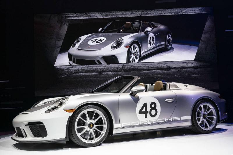 Inside The 2019 New York International Auto Show