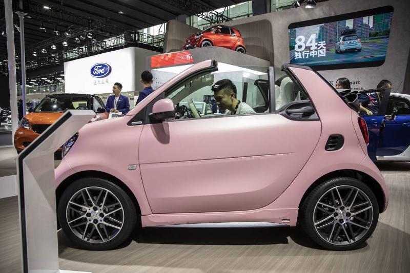 Inside the Guangzhou Auto Show
