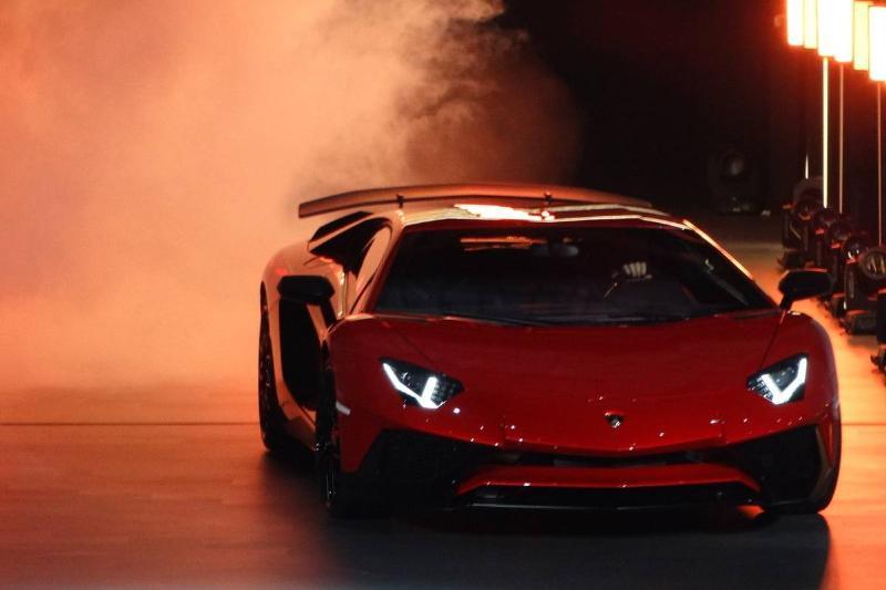 Lamborghini Launches Aventador LP 750-4 Superveloce In Shanghai