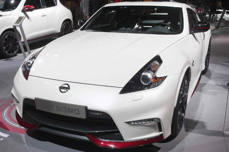 Nissan au mondial de l'automobile 2014