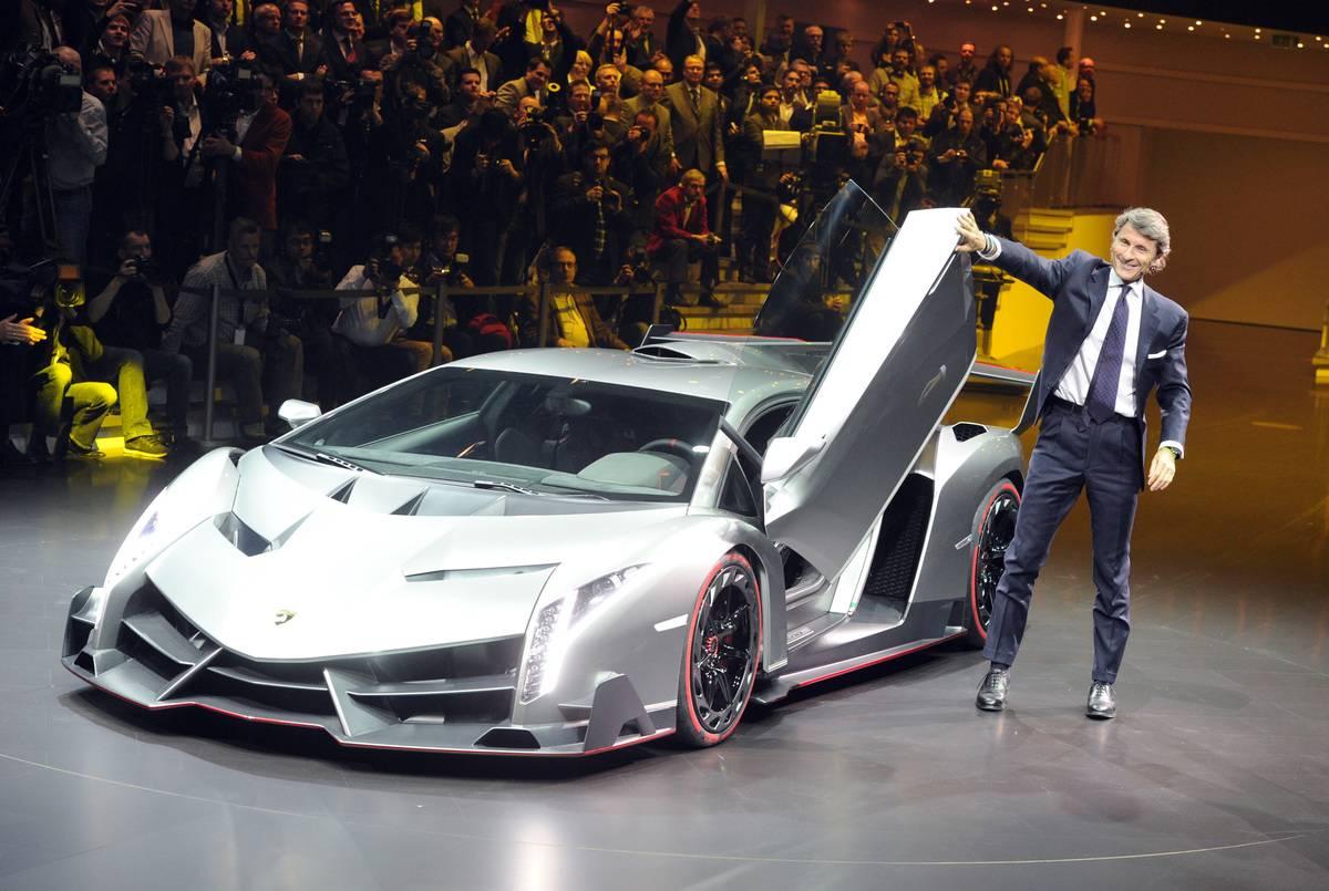 Presentation of Volkswagen Group at 83rd Geneva Motor Show