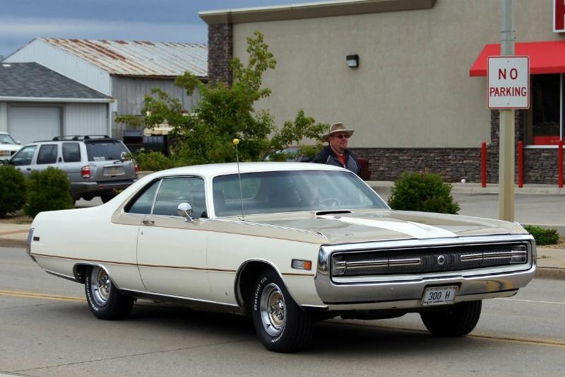 Chrysler 300 Hurst Edition