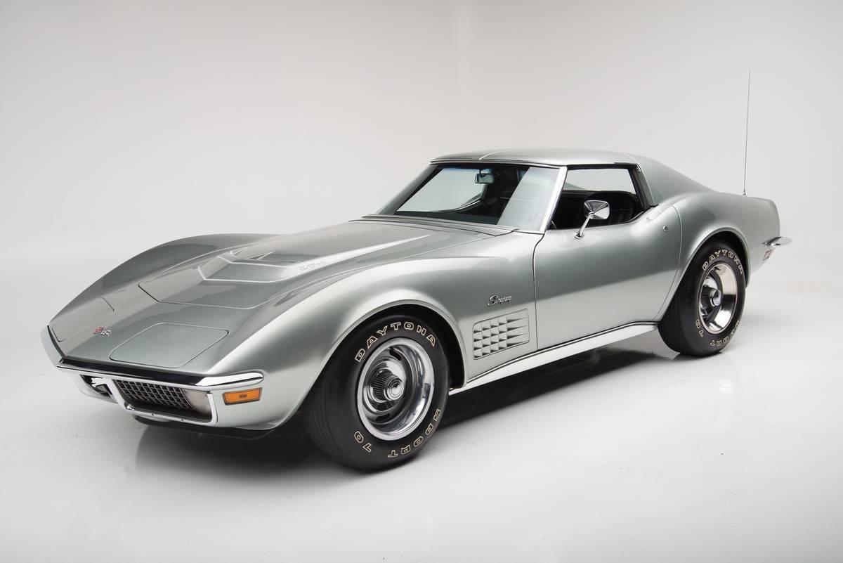 1971 Chevrolet Corvette Sting Ray Coupe