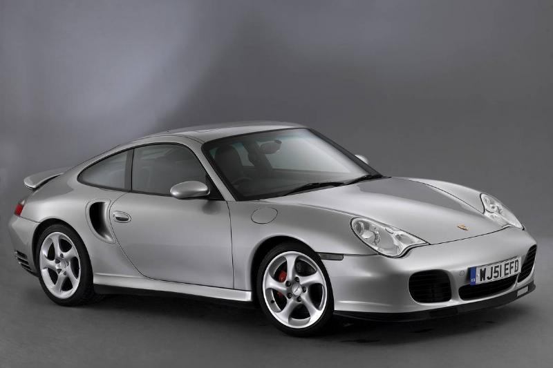 2005 Porsche 996 Turbo