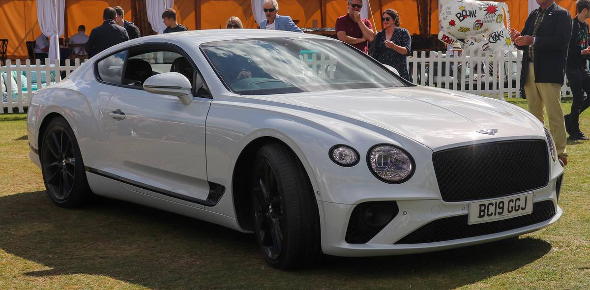 2019_Bentley_Continental_GT_Automatic_6.0