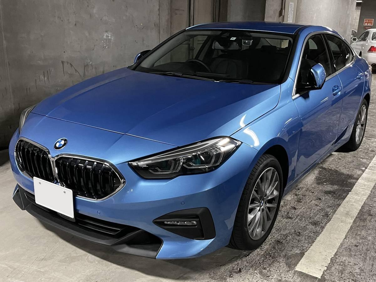 BMW_218i_Gran_Coupé_(F44)_front